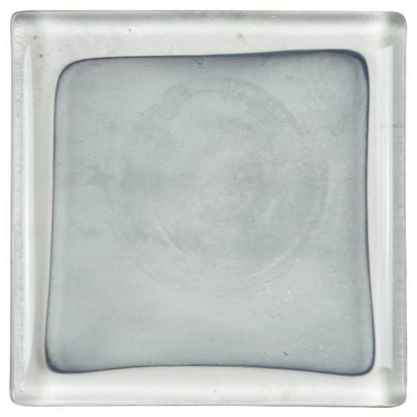 carrelage verre ondes gris