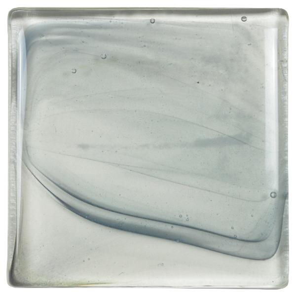 carrelage verre vagues gris
